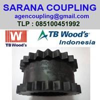 insert sureflex coupling TB WOODS 3J  3S