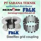 GRID COUPLING STEEFLEX FALK REXNORD PT SARANA TEKNIK 3