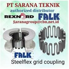 GRID COUPLING STEEFLEX FALK REXNORD PT SARANA TEKN