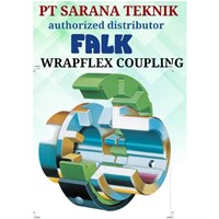 WRAPFLEX NYLON FALK COUPLING PT SARANA TEKNIK
