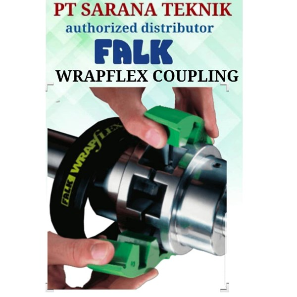 FALK COUPLING WRAPFLEX