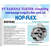 PT SARANA TEKNIK COUPLING KOPFLEX GEAR KOP-FLEX