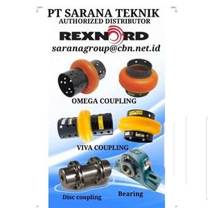 Omega Coupling Rexnord PT Sarana Teknik
