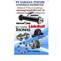 Thomas Coupling PT Sarana Teknik