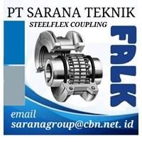 PT SARANA TEKNIK FALK GRID STEELFLEX COUPLING REXNORD