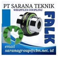 GEAR COUPLING PT SARANA TEKNIK FALK REXNORD WRAPFL