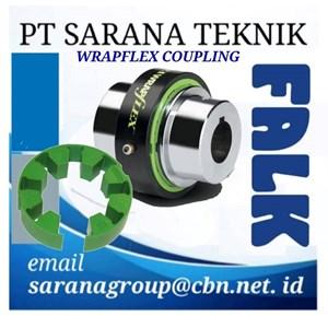 GEAR COUPLING PT SARANA TEKNIK FALK REXNORD WRAPFLEX