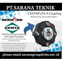 CFA CFX CENTA COUPLING CENTAFLEX PT SARANA TEKNIK