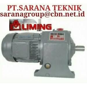 Liming gear reducer gearbox gear motor
