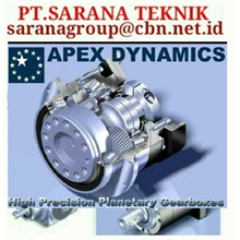 APEX DYNAMICS GEARBOX GEAR HEAD