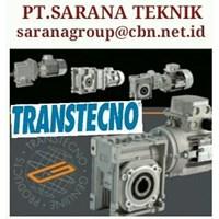 TRANSTECHO GEARBOX GEAR MOTOR PT.SARANA