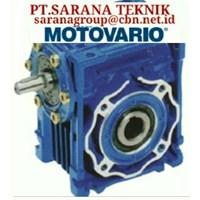 TRANSTECHO GEARBOX GEAR MOTOR REDUCER NMRV  PT. SARANA