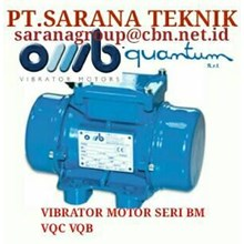 VIBRATOR MOTOR QUANTUM OMB PT SARANA TEKNIK - VIBRATING