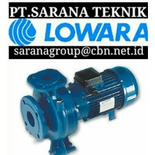 LOWARA PUMP - PT SARANA TEKNIK CENTRIFUGAL LOWARA PUMP SUBMERSIBLE PUMP