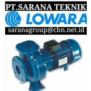 LOWARA PUMP - PT SARANA TEKNIK CENTRIFUGAL LOWARA PUMP submersible lowara
