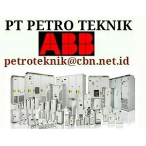 Dari ABB DRIVES INVERTER MOTOR - PT. PETRO TEKNIK we sell abb drives inverter for ac motor 1