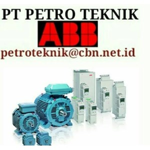 ABB DRIVES PT PETRO TEKNIK ABB SELL INVERTER DRIVES AC VARIABLE FREQUENCY DRIVE CONTROL