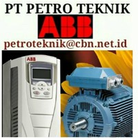 ABB LOW VOLTAGE ELECTRIC MOTOR - pt petro teknik electric motor abb ac low voltage AGENT INDONESIA