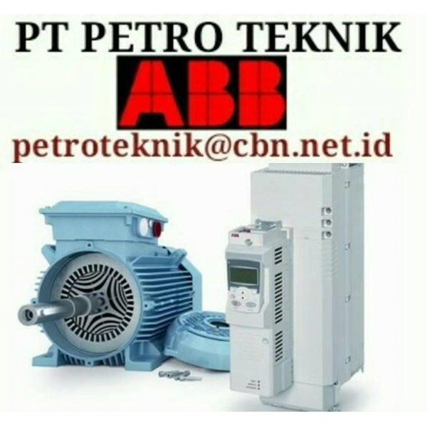 ABB AC LOW VOLTAGE ELECTRIC MOTOR - pt petro teknik electric motor abb ac low voltage