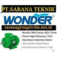 Motor Elektrik Wonder