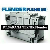 FLENDER GEARBOX PT SARANA TEKNIK FLENDER GEAR REDUCER FLENDER GEAR MOTOR
