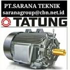PT SARANA - TATUNG ELECTRIC MOTOR  TATUNG AC ELECTRIC MOTOR 50 HZ 3 PHASE MADE IN TAIWAN 2