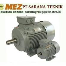 MEZ ELECTRIC MOTOR PT SARANA TEKNIK MEZ ELECTRIC MOTOR