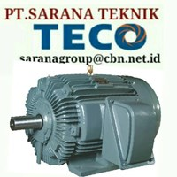 TECO ELECTRIC MOTOR PT SARANA TEKNIK SELL ELECTRIC TECO MOTOR TYPE AEEB 50 HZ FOOT MOUNTED