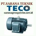 TECO ELECTRIC MOTOR PT SARANA TEKNIK SELL ELECTRIC TECO MOTOR TYPE AEEB 50 HZ B3 B5 FOOT MOUNTED 1