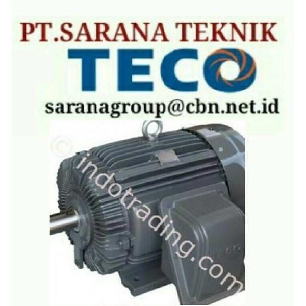 TECO ELECTRIC MOTOR PT SARANA TEKNIK SELL ELECTRIC TECO MOTOR TYPE AEEB 50 HZ B3 B5 FOOT MOUNTED & FLANGE