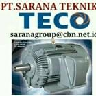 TECO ELECTRIC MOTOR PT SARANA TEKNIK SELL ELECTRIC TECO MOTOR TYPE AEEB 50 HZ STANDAR AC MOTOR 2