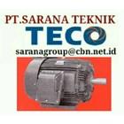 TECO ELECTRIC MOTOR PT SARANA TEKNIK SELL ELECTRIC TECO MOTOR TYPE AEEB 50 HZ STANDAR AC MOTOR 1