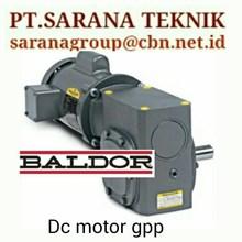 BALDOR MOTOR DC