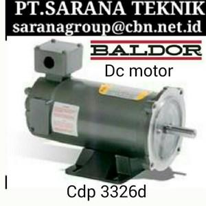 BALDOR MOTOR DC TYPE VP3311D VP3326D DC MOTOR PERMANENT MAGNET PT SARANA TEKNIK BALDOR AC BALDOR EXPROOF MOTOR