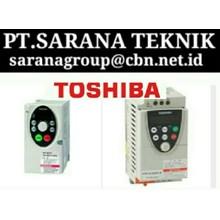 TOSHIBA INVERTER PT SARANA TEKNIK toshiba inveter made in japan 0.2 kw to 60 kw 1 phase and 3 phase