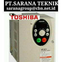 TOSHIBA INVERTER TYPE VFPS1 & VFFS1PT SARANA TEKNIK toshiba inveter made in japan 02 kw to 60 kw 1 phase and 3 phase
