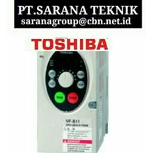 TOSHIBA INVERTER PT SARANA TEKNIK toshiba inveter made in japan 1 kw to 60 kw 1 phase and 3 phase