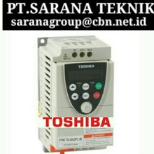 TOSHIBA INVERTER  TYPE VFFS1 PT SARANA TEKNIK toshiba inveter made in japan 2 kw to 60 kw 1 phase and 3 phase