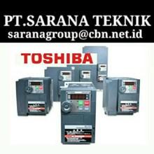 PT SARANA TEKNIK MOTOR TOSHIBA INVERTER toshiba inveter made in japan 1 kw to 60 kw 1 phase and 3 phase