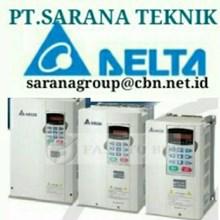 DELTA INVERTER PT SARANA INVERTER MOTOR AC DRIVES SERI VFD & C2000 SELL JAKARTA DELTA INDONESIA