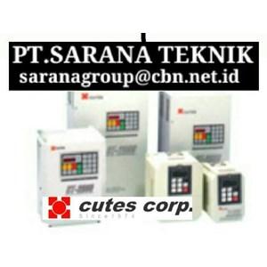 CUTES INVERTER PT SARANA MOTOR CUTES INVERTER TAIWAN SERI CT 2002 & CT 2004 CT 200