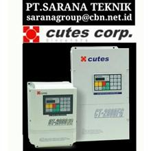 CUTES INVERTER PT SARANA MOTOR CUTES INVERTER TAIWAN SERI CT 2002 & CT 2004 CT 200 JAKARTA