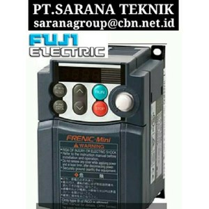 FUJI INVERTER FOR DRIVE AC MOTOR PT SARANA TEKNIK MOTOR FUJI INVERTER MADE IN JAPAN