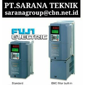 SELL FUJI INVERTER FOR DRIVE AC MOTOR PT SARANA TEKNIK MOTOR FUJI INVERTER MADE IN JAPAN