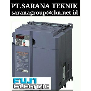 FUJI FRENIC FRN  INVERTER FOR DRIVE AC MOTOR PT SARANA TEKNIK MOTOR FUJI INVERTER MADE IN JAPAN JAKARTA