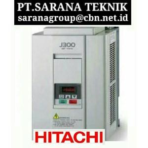 Dari PT SARANA HITACHI INVERTER SERI INVERTER HITACHI SJ 700B SERI SJ 300  SJ 200 0