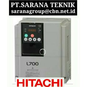 Dari PT SARANA HITACHI INVERTER SERI INVERTER HITACHI SJ 700B SERI SJ 300  SJ 200 1
