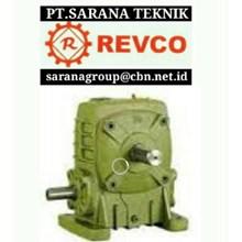 REVCO WORM GEAR REDUCER PT SARANA GEARBOX revco gearmotor gearreducer worm gearMOTORS
