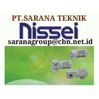 Jual NISSEI GEAR MOTOR GTR PT SARANA GEARBOX NISSEI GEAR MOTOR GTR INDONESIA REDUCER 2
