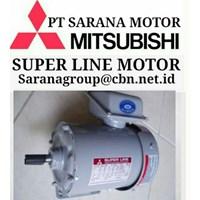Distributor MITSUBISHI SUPERLINE INDUCTION MOTOR AC PT SARANA MOTOR SERI J SF-J SF-JR 3